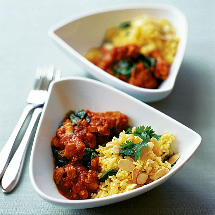 This is a fragrant � but not hot � curry. It�s easy to double up, and if you prefer a very mild curry, simply top it with a dollop of Greek yogurt before serving