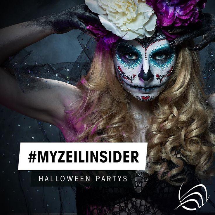 #MyZeil: Morgen ist Halloween und ihr sucht noch einer coolen Party zum Reinfeiern? Dann schaut mal hier Die Monster Halloween Party / Mo 30.Oktober (Vorfeiertag) oder bei The Gigantic Velvet Halloween Party / Mo 30.10. (Vorfeiertag) vorbei. #myzeilinsider #myzeil #halloween