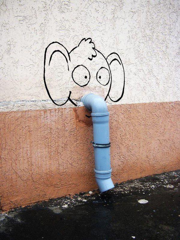 Avete mai dato un'occhiata alla street art dell'artista russo Alexey Menschikov? Un mix tra ironia, intelligenza e cultura pop, che rendono il mondo è un posto migliore.