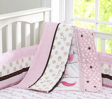 Penelope Nursery Bedding on potterybarnkids.comBaby Beds, Cribs Beds, Nurseries Beds, Pottery Barn Kids, Penelope Nurseries, Big Girls, Pottery Barns Kids, Nursery Bedding, Baby Girls Beds