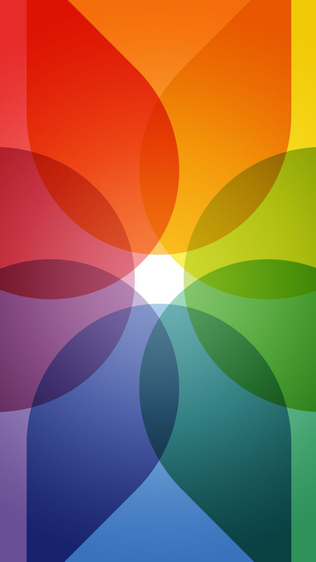 Wallpapers Of The Week IOS 7 Photo App Icon Inspired