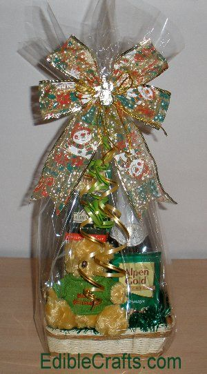 15 best images about christmas on pinterest diy for Diy christmas gift packages