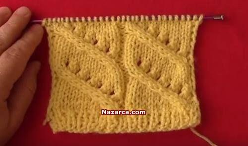 Örgü Videoları | Nazarca.com - Part 115