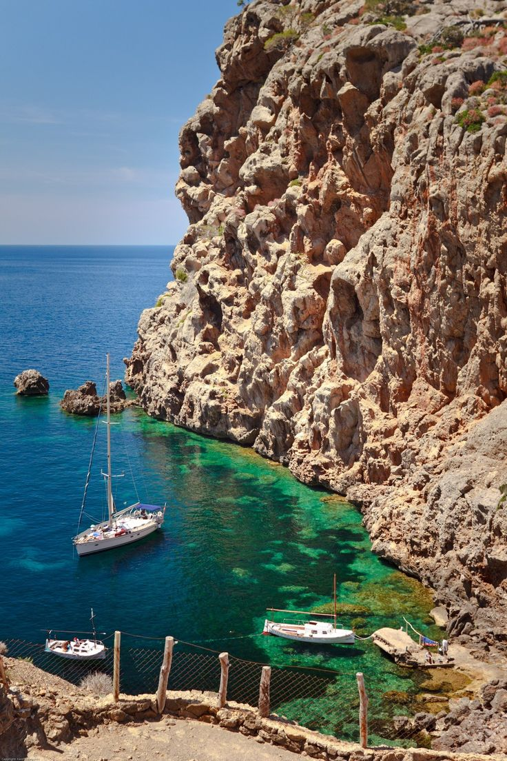 Mallorca, I just loved it there, so much so, that I went back five times!!