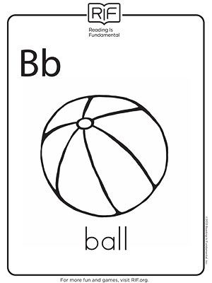 b is for ball coloring page - 9 best evea 39 s coloring book images on pinterest children