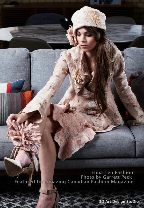 Elina Ten Eco Fashion Collection