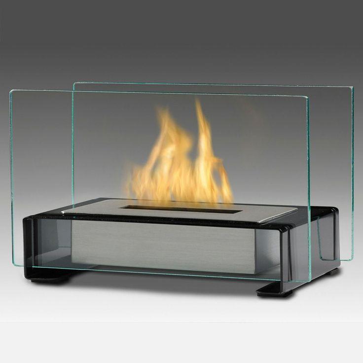 Eco-Feu Toulouse Tabletop Biofuel Fireplace
