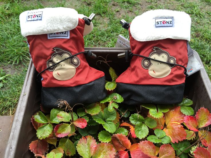Stonz booties are perfect for babies and toddlers! Find out why we like them now.