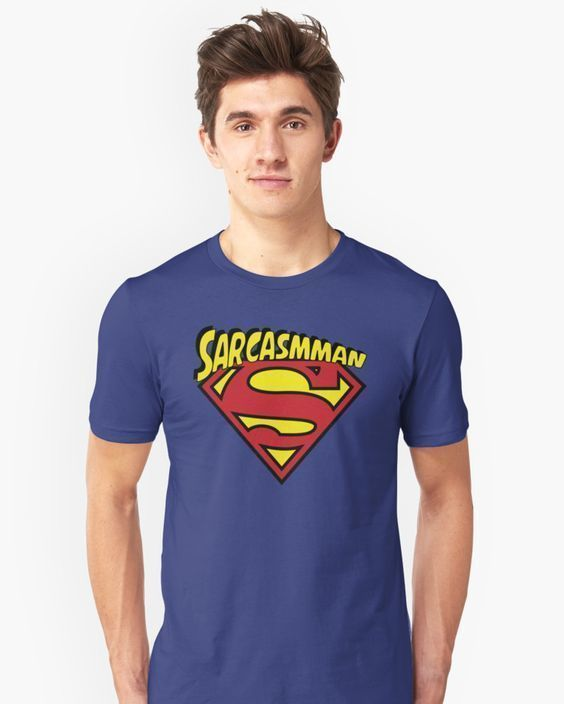 SarcasmMan  What is your superpower? Order it here: http://ift.tt/2n3JC2z  #sarcasm #superpower #man #mantshirt #tshirt #sarcastic #sarcasticquotes #sarcastichumor #redbubble @redbubble #sarcastica #sarcasticly #funny