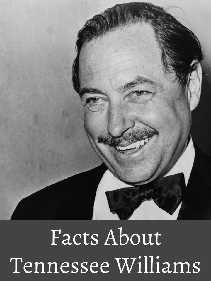 Tennessee Williams was considered to be one of the most influential playwrights in 20th century America. His most famous stage plays include 'A Streetcar Named...