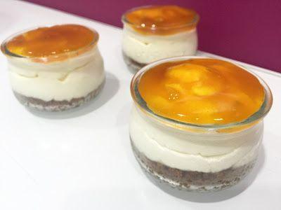 Dulce Muffin: Cheesecake en vaso