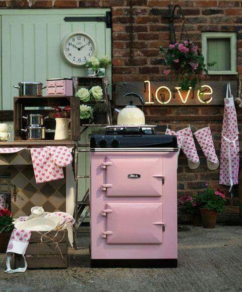 Dream Kitchens Nl: 1000+ Ideas About Aga Stove On Pinterest