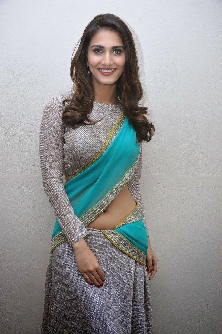 Indian newcomer actress Vaani Kapoor