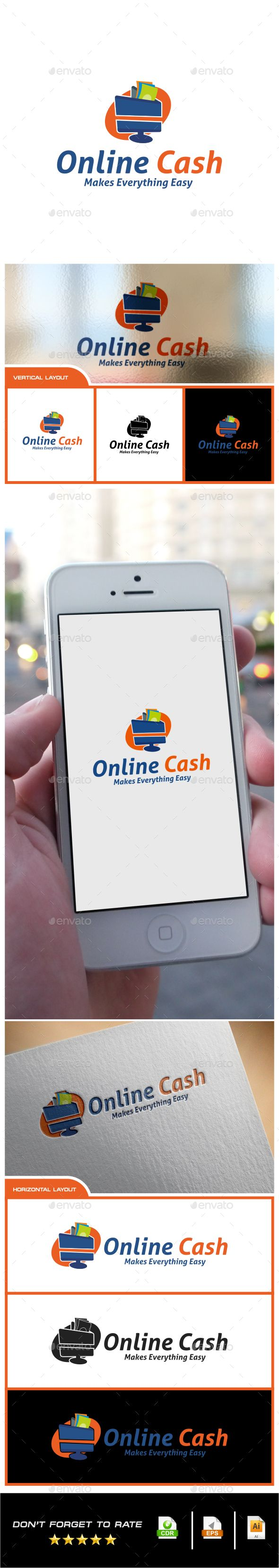 Online Cash Logo