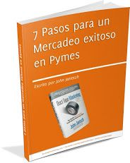 [eBook gratuito] 7 Pasos para un mercadeo exitoso en Pymes. http://bienpensado.com/7pasos/
