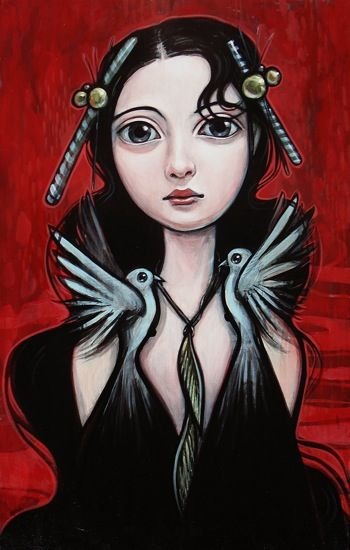 love this... and lots of others -- Kelly Vivanco - Art