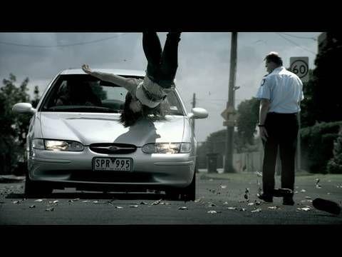 """Reconstruction"" TAC anti speed TV ad #speeding #roadsafety #speedalert"