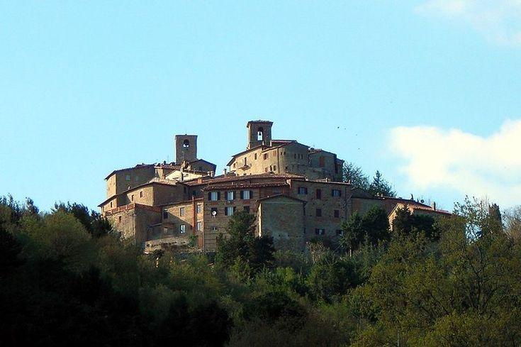 Monte Santa Maria Tiberina, Umbria