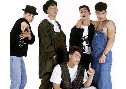 45 Ridiculous Pictures of Boy Bands....I just laughed my face off. Hilarious!!
