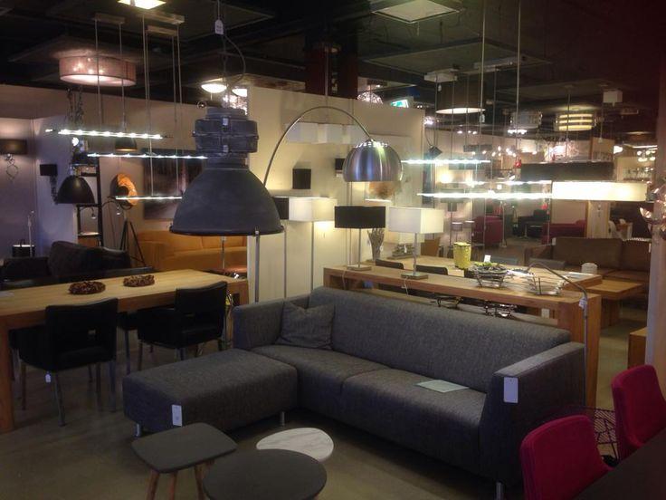 winkel interieur verlichting . Landelijke industriele lampen en design ...