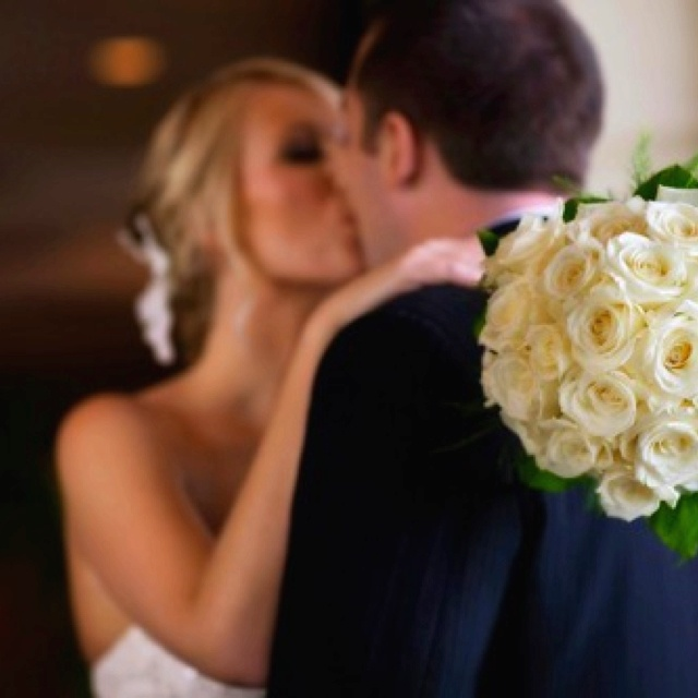 Focus on what is important on your wedding day... Each other