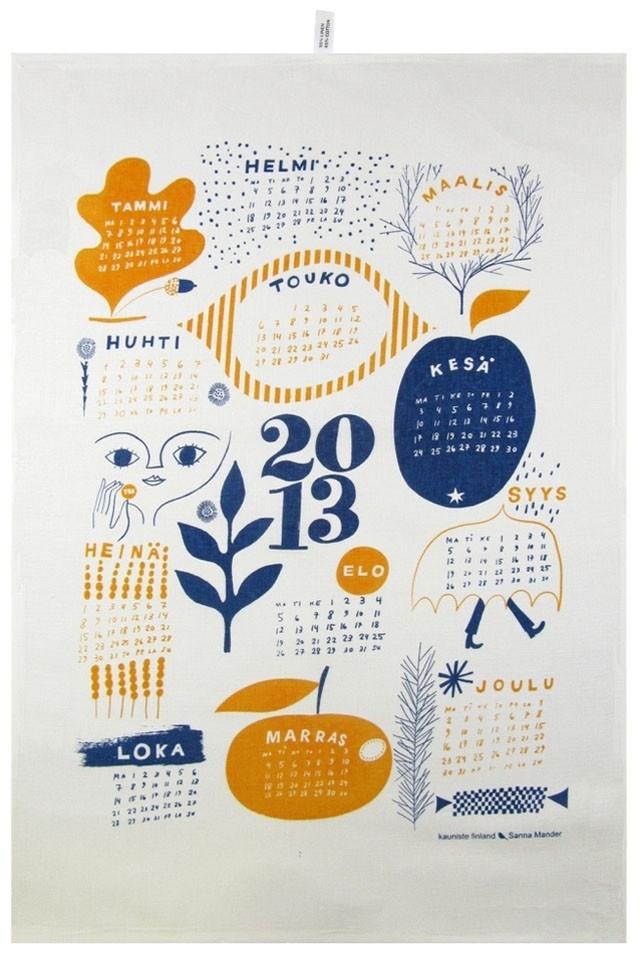 nieuwe kalenders voor 2013, dag 5 - 101 Woonideeën