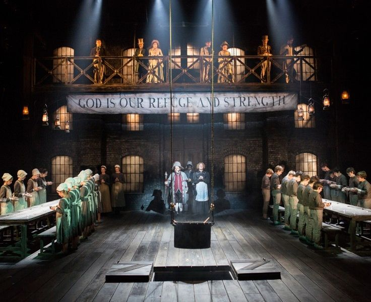 set design for oliver! the musical - Google Search