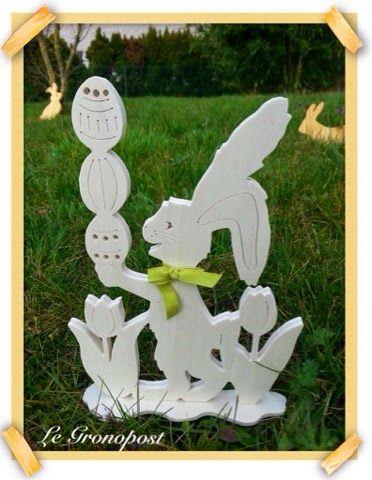 Le Grono Post: Chantournage : Joyeuses Pâques
