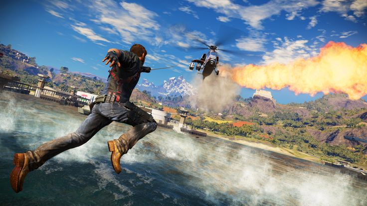 Just Cause 3 - Tweaks to Improve the Performance and Frame Rate on the PC