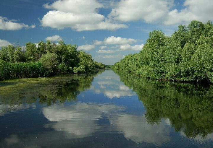 Visit Danube Delta, România