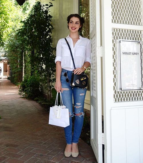 personal and adelaide kane Bild