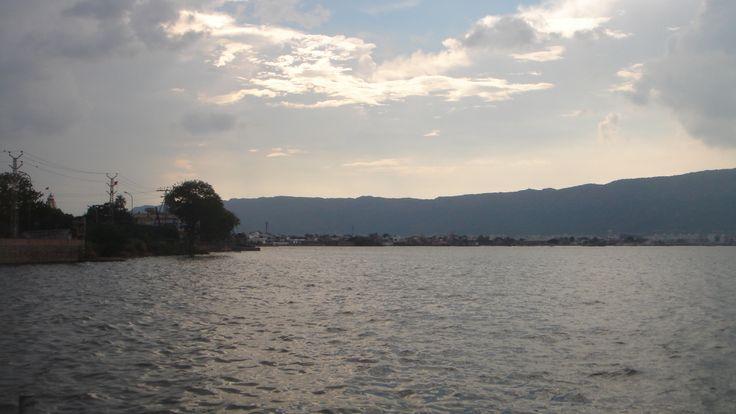 Anasagar Lake Ajmer