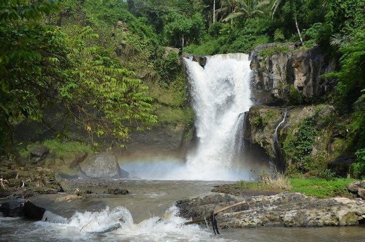 Водопад на Бали - красивейшее место