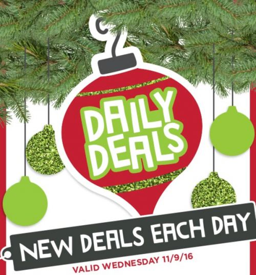 Michaels Canada 1-Day Deals: Save 50% off Holiday Marquee Letters & Signs 50% off all Christmas Frames Garland... http://www.lavahotdeals.com/ca/cheap/michaels-canada-1-day-deals-save-50-holiday/136062