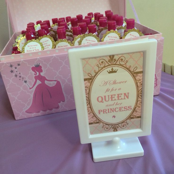 Royal Baby Showers, Royal Babies And Desert Table