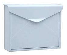Envelop brievenbus wit -Brievenbus Webshop