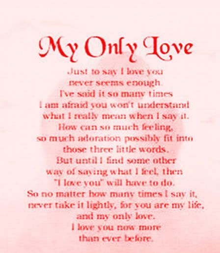 Native American Poems about Love !!!!