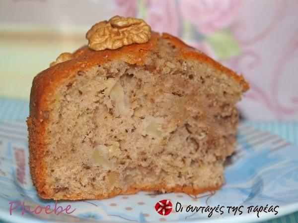Κέικ μήλου αρωματικό #sintagespareas