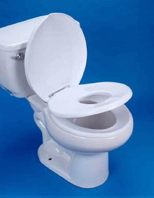 2 In 1 Family Double Toilet Seat Toilet Seat Toilet Wall