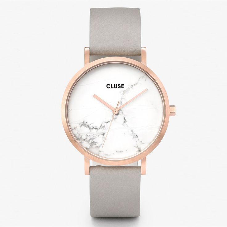 CLUSE La Roche Rose Gold Armbanduhr