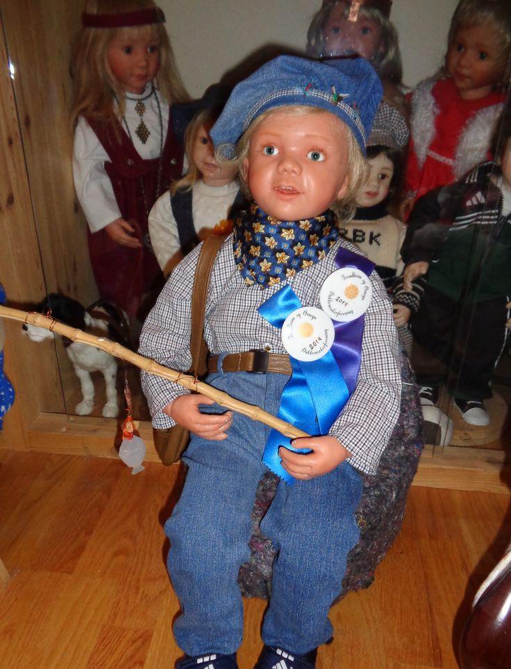 Dollmaker Brit-Mats-original-Cernit
