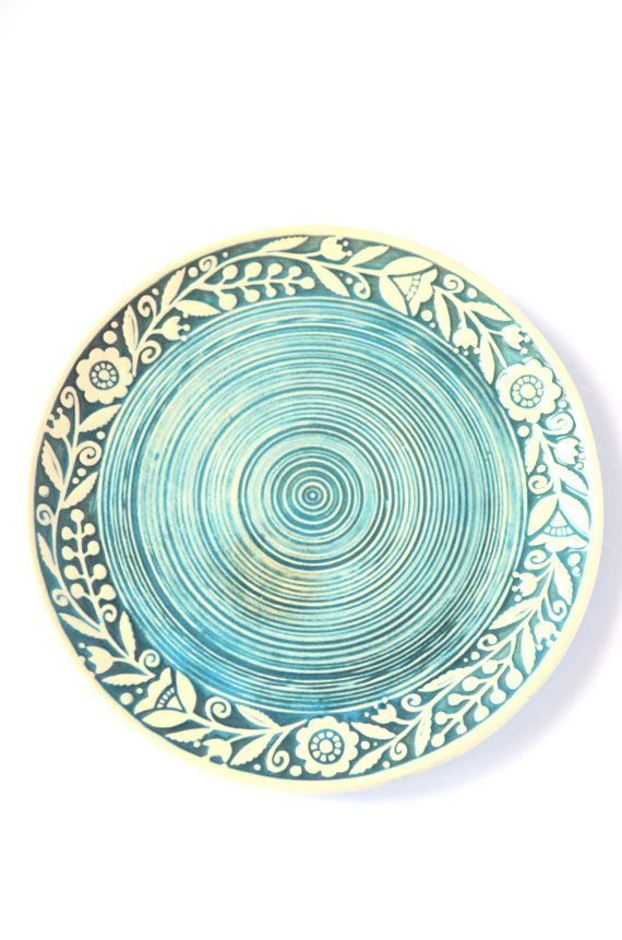 blue kitchen cabinets small ceramic plate made blue and white 13281