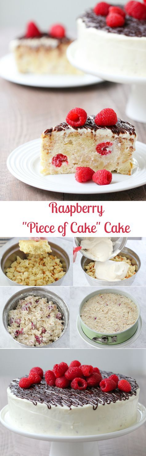 Piece of cake recipe