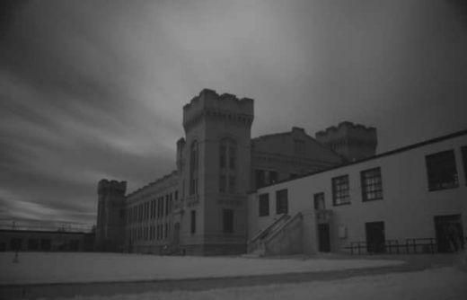 Haunted Old Montana State Prison Built by Inmate labor the old Montana State Prison is now a museum open to the public every day. And here is also one of Montanas most haunted spots. Ghost Hunters who have investigated the site say its one of the most haunted paranormal hot spots they have ever seen. Inside the old prison doors bang , orbs streak around and people scream. In the