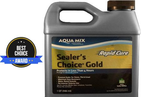 Find the best grout sealer here and read our detailed reviews. You will learn the best ways to seal grout and learn more about how to maintain clean grout
