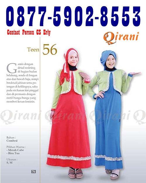 Qirani Teens 56 SMS: 0857-3173-0007 Whatsapp: +6285731730007 BBM: 536816F7