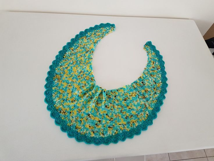 Budgie Moonlit Shawl  Pattern by Sandra Paul from Cherry Heart  Finished 27Aug2017