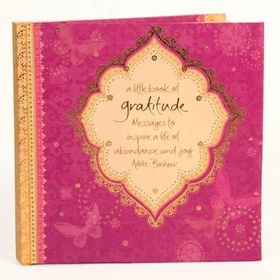 Little book of gratitude | Intrinsic Australia | Gifts for Women