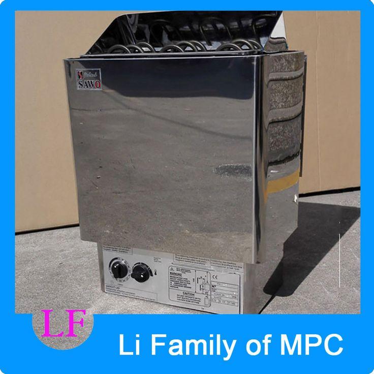 Sauna room equipment 9kw Steam generator 380v Sauna Heater Dry sauna oven Home use Heating furnace CE certificated