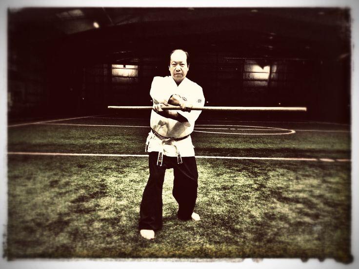 Motokatsu Inoue style Kobudo: Fall 2013 Introductory Workshop on the Bo. November 13, 2013. Bo workshop will be conducted Colman Fink.